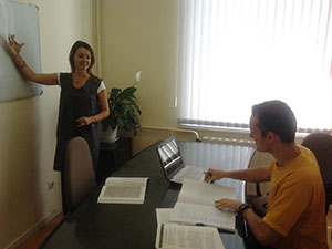 Individual russian language classes